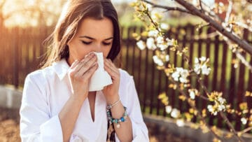 Heuschnupfen – Symptome kommen immer früher
